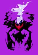 Darkrai purple