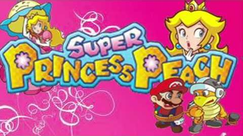 Super Princess Peach Music - Boss Fight