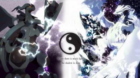 Pokémon B W Remix - Zekrom Reshiram Kyurem Battle