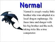 2. Nermal's Bio