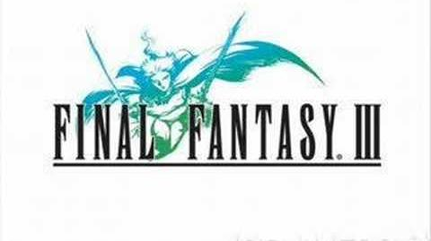 Final Fantasy III - Boss Battle