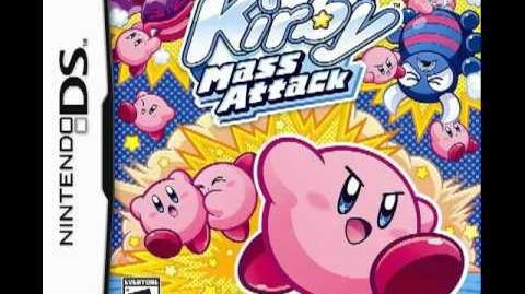 Kirby Mass Attack Music - World Boss
