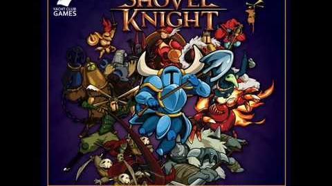 Shovel Knight OST - The Adventure Awaits (Map Screen)