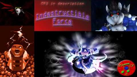 Indestructible Force Last Boss, King Dedede Zero 2, Border of Life, Dark Star-0
