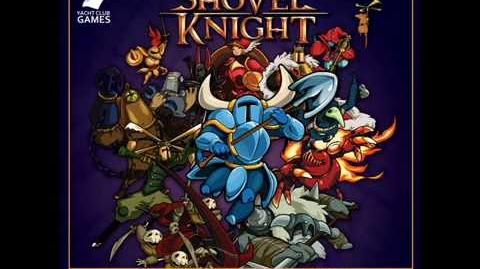 Shovel Knight OST - Strike the Earth! Plains of Passage