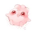 Igglybuff happy by Hoshitsuki Rune