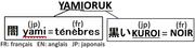 Origine du nom Yamioruk