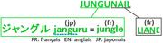 Origine du nom Jungunail