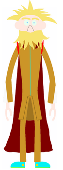 Barbe-doré