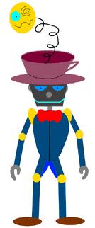 Monsieur Tasse-dingue