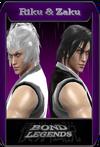 Riku&Zaku Legends