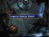 Dancing Dagger