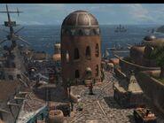 Fueno Sea Port