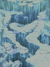 Kashua Glacier 1