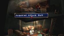 Attack Ball Chest Kazas