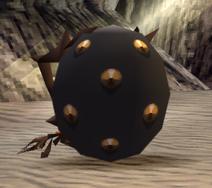 Spiky Beetle