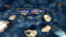 Spark Net Chest Limestone Cave