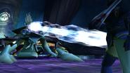 Last Kraken uses Water Current Gun