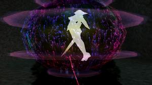 Rose Transforms Into Dragoon