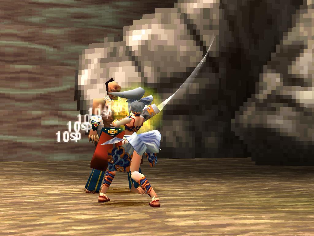Meru The Legend Of Dragoon Wiki Fandom