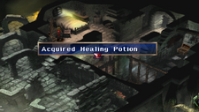 Healing Potion Chest Marshlands