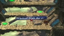 Down Burst Chest
