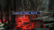 Panic Guard Chest Volcano Villude