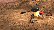 Spiky Beetle uses Dirt Prize