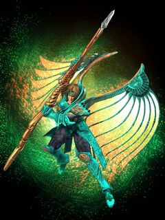 The Legend of Dragoon- King Albert- The Jade Dragoon