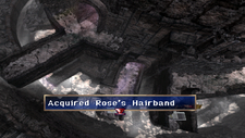 Rose's Hairband Chest