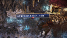 Flash Hall Chest Moon that never sets