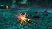 Human Hunter uses Super Attack