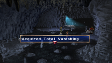 Total Vanishing Chest Limestone Cave