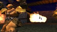 Kongol uses Kongol's Rage 2