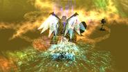 Belzac uses Golden Dragon