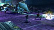 Last Kraken uses Tentacle Slap