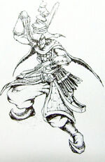 Drake the Bandit   The Legend of Dragoon Wiki   FANDOM