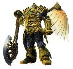 Kongol dragoon