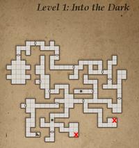 Level 1 - bederní rouška