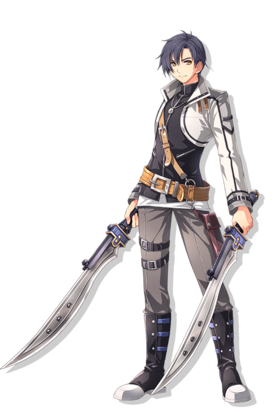 Joshua Bright (Cold Steel 4)