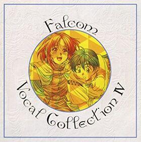 Falcom Vocal Collection IV Cover