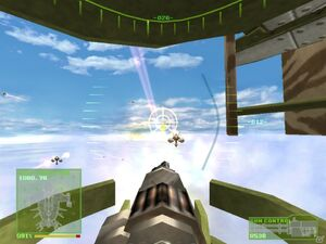 Shooting game minigame 3rd