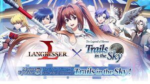Langrisser x Trails in the Sky (US)