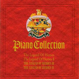 Eiyuu densetsu piano collection cover
