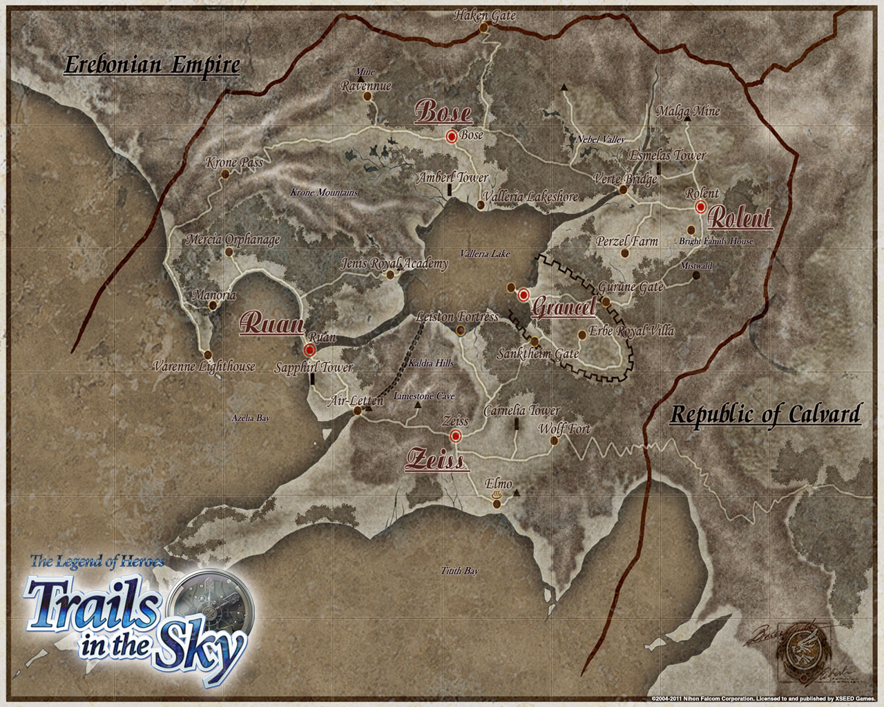 Trails Of Cold Steel World Map.Liberl Kingdom Legend Of Heroes Series Wiki Fandom Powered By Wikia