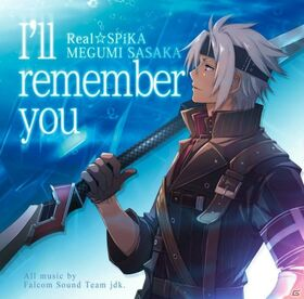 I'll remember you single cover