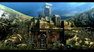 Aria shrine