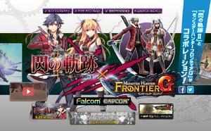 MonHun Frontier G x CS2 Collabo