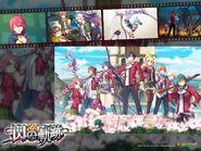Sen no kiseki calendar 2013-09