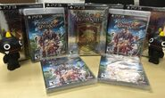 Trails of Cold Steel PS3 editions